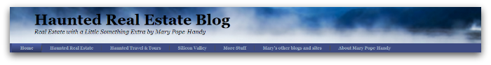 6 Haunted - List of Mary Pope-Handy's blogs