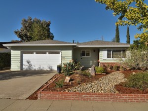 4431 Esther Drive, Cambrian area of San Jose CA