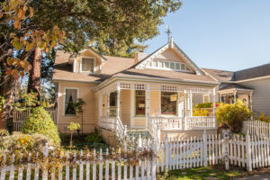 Charming older house in Los Gatos