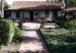 Santa Clara Adobe - the Santa Clara Women's Club - some of the oldest real estate in town!