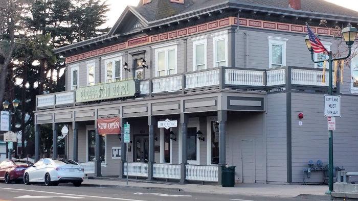 Pleasanton Historic Hotel